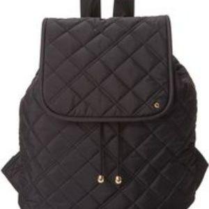 LeSportsac Beverly Backpack Phantom Black MSRP 168